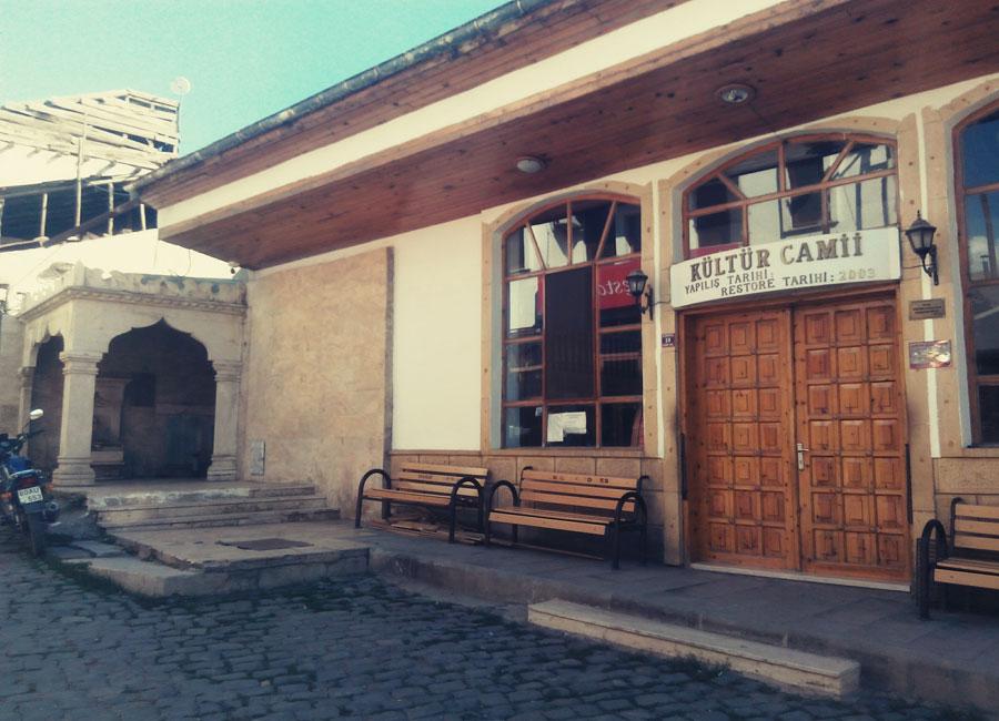 Divriği Kültür (Çarşı) Camii