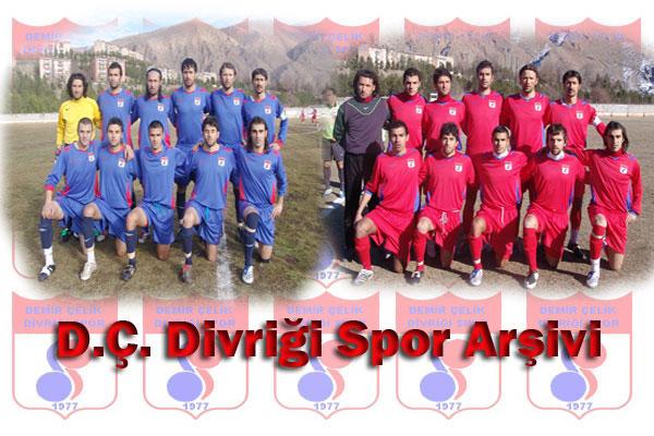 D.Ç. Divriği Spor Arşivi