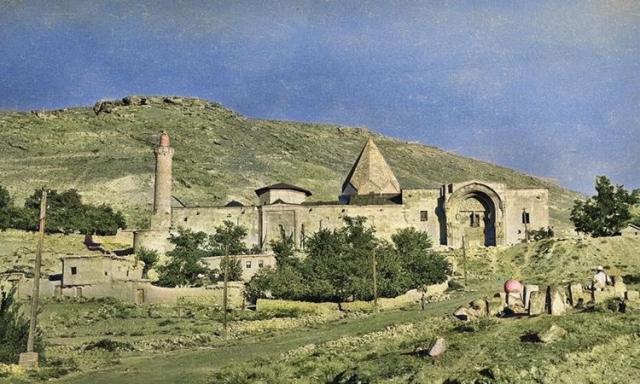Divriği Ulu Camii 1970'li Yıllar