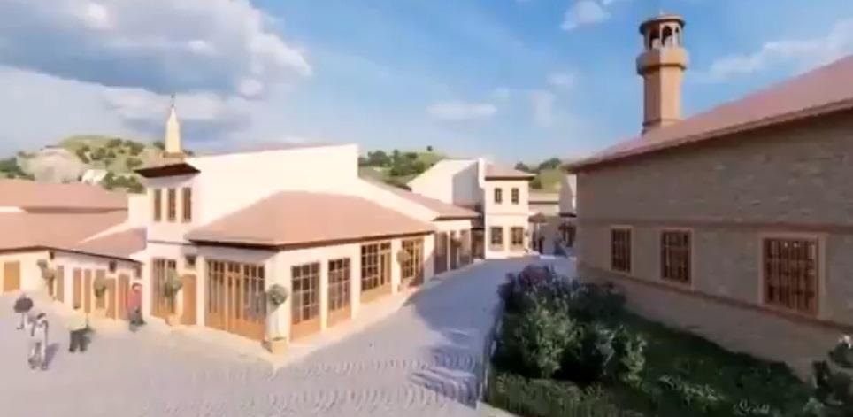 Divriği Arasta Projesi